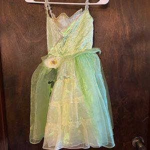 Disney Princess Tiana Costume Dress